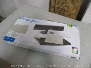 Kensington Underdesk Shelf and Drawer