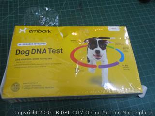 embark Dog DNA Test  Factory sealed