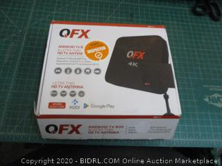 QFX ultra Thin HD TV Antenna