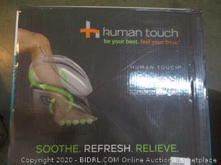 Human Touch Foot and Calf and thigh Massager factory sealed