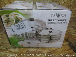 Tabtakh Idle cooker with Idli stand