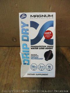 drip dry dietary supplement