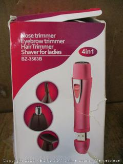 4 In 1 Trimmer See Pictures