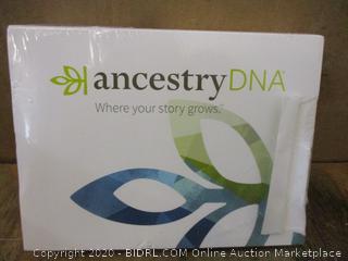 AncestryDNA: Genetic Ethnicity testing
