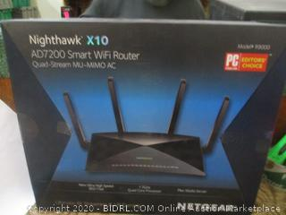 Nighthawk X10 AD7200 Smart wifi Router