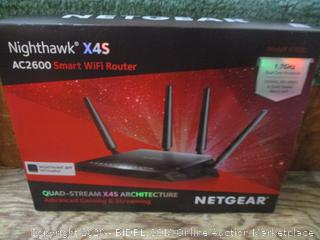 Netgear Nighthawk X45 Smart WiFi Router factory sealed