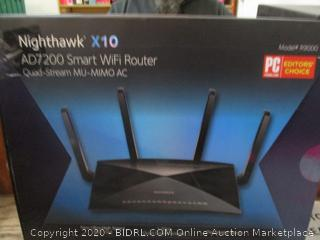 Netgear Nighthawk x10 Smart WiFi Router