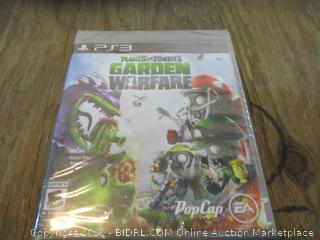 PS# Plants vs Zombies Garden Warfare