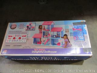 My doll Delightful dollhouse