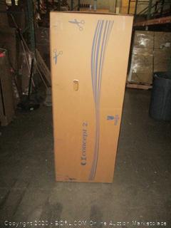Indoor Rower Lt gray