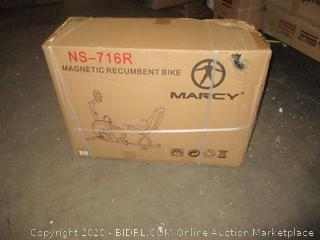 Magnetic Recumbent Bike See Pictures
