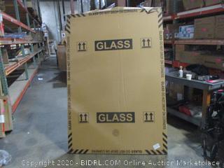Quartet 6x4 Glass White Board