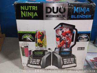 Ninja BL642 Ninja Blender Duo with Auto-iQ(powers on)  online $159