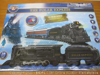 Lionel The Polar Express Battery-powered Model Train Set