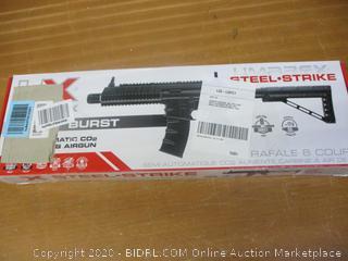 Umarex Steel-Strike Automatic .177 Caliber BB Gun Air Rifle, Steel-Strike Air Rifle