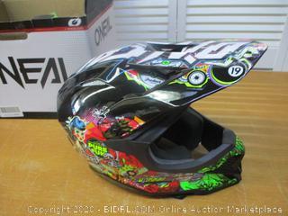 O'Neal 3 Series Unisex-Adult Off-Road Helmet (Multi, M)