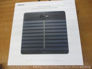Nokia Body Cardio Smart WiFi Scale