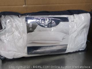 Pacific Coast European White Duck Down Pillow