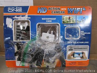 Explore One HD Camera with Tripod