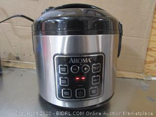 Aroma Rice Cooker (please preview)