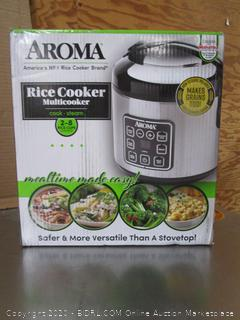 Aroma Rice Cooker Multicooker