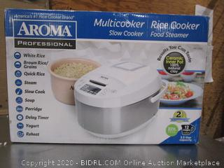 Aroma Rice Cooker Professinal