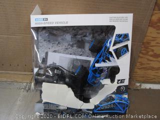 Power Craze RC Car Blue