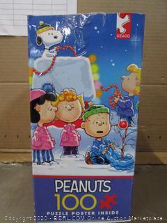 Peanuts Puzzle 100 Ct