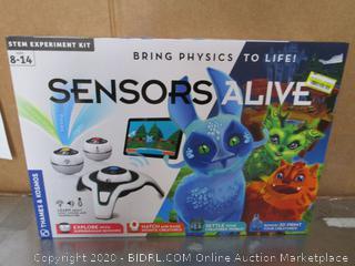 Sensors Alive Stem Experiment Kit