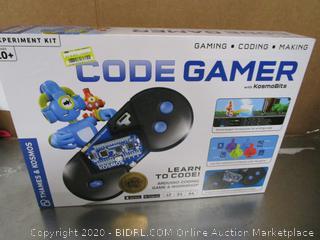 Experiment Kit Code Gamer