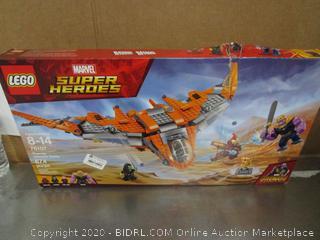 Leog Marvel Super Heroes