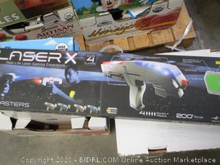 Laser X Gaming Set