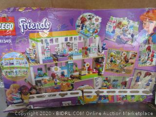 Lego Friends Heartlake Pet Center