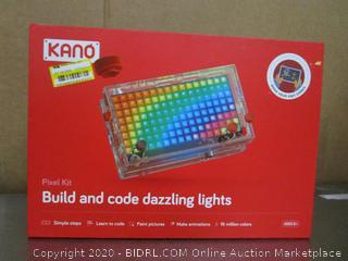 Kano Pixel Kit Build & Code