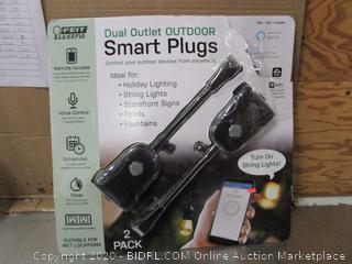 Feit duel outdoor Smart Plugs