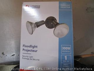Lithonia Lighting Floodlight Security Light