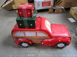 Christmas Car Decoration