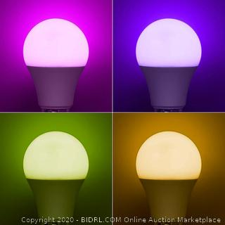 Feit LED Wifi Smart Bulbs, Color-Changing w/Smartphone App (retail $29 per bulb)