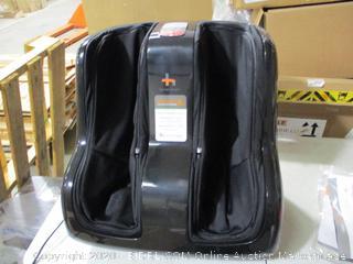 Human Touch- Reflex 5- Foot & Calf Massager ( Retails $194)