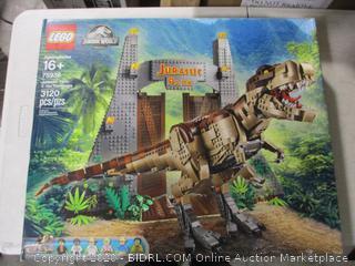 Lego-75936- Jurassic Park: T Rex Rampage ( Retails $249)