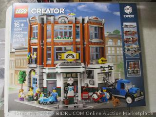Lego-10264- Creator Expert- Corner Garage- Factory Sealed ( Retails $199)