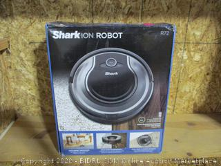 Shark ION Robot Dual-Action Robot Vacuum Cleaner with 1-Hour Plus of Cleaning Time, Smart Sensor Navigation and Remote Control (RV720, $269 Retail)