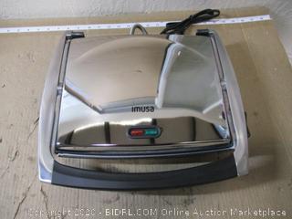 IMUSA - Large Electric Panini Press