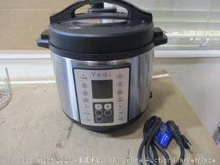 Yedi - 9-in-1 Programmable Electric Pressure Cooker