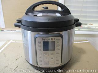 Instant Pot - Duo Plus 9-in-1 Multi-Use Pressure Cooker (8 Qt)