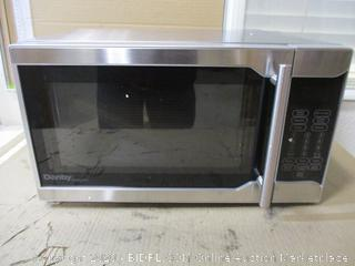 Danby - Stainless Steel Microwave Oven (0.7 Cu)
