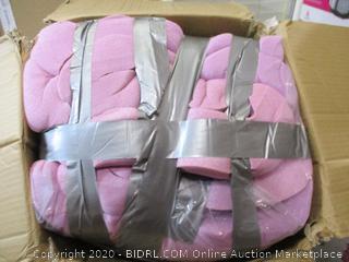 "Lucid - 3"" Lavender Infused - Memory Foam Mattress Topper (Queen)"
