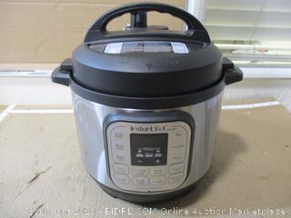 Instant Pot - Duo Mini - 7-in-1 Multi-Use Pressure Cooker 3 Qt (Dented)
