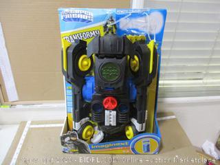 Imaginext - Transforming Batmobile