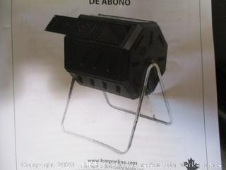 FCMP Outdoor - IM4000 Dual Chamber Tumbling Composter